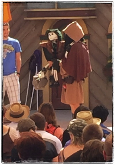 Ded Bob is an Arizona Renaissance Festival institution.